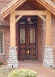 SIMPLE DOOR GRILL