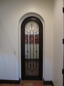 SKINNY DOOR GRILL