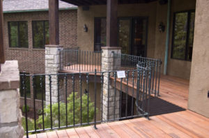 FORGED TWISTED RAILING