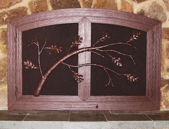 TREE BRANCH DOORS