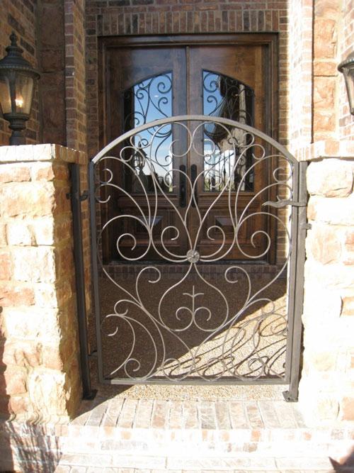 WALK GATE SCROLLS