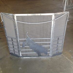 RODEO FREESTANDING SCREEN