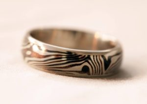 Married Metal Ring