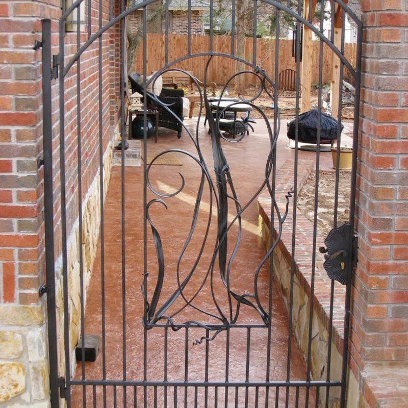 WALK GATE DRAGONFLY